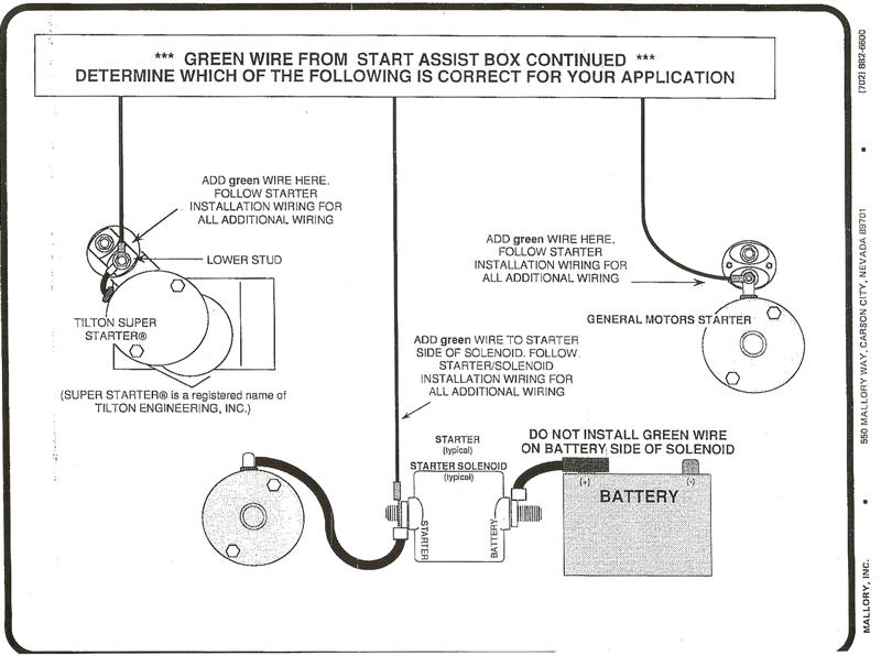Mallory Magneto Wiring Diagram | Online Wiring Diagram on